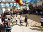 Castril Spain - Running of the bulls Fiesta Nacional de España (2)