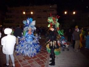 Festival in La Herradura Spain Carnaval Costumes