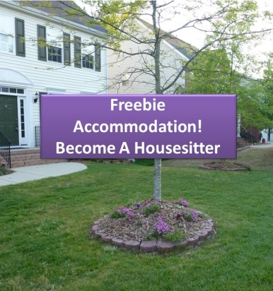 Freebie Accommodation! Become a Housesitter Today