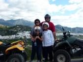 Frigiliana Spain - Quad Bikes Wagoners Abroad !