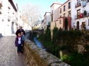 Granada Spain - El Albayzín