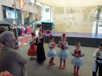 La Herradura Spain - Flamenco performance