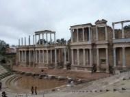 Merida - Roman Ruins-Theatre