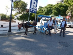 Mijas Spain - Parking