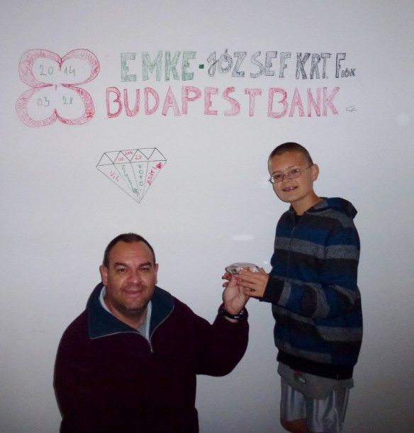 Mindquest Budapest Hungary - Escape Game We did it!