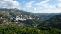 Otivar Spain - View