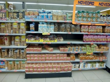 Packaged Bread Mercadona Cost of living Spain