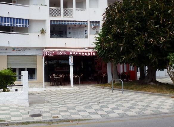 Coffee Shops Heladeria Delfin Paseo China Gorda
