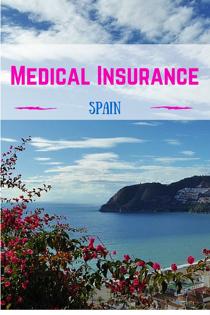 Private Health Insurance Spain - For Non Lucrative Visa Application