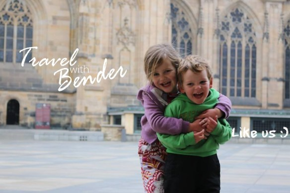 Travel With Bender Caius and Mia