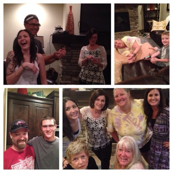Family Time Utah June 2014 I really Missed From The USA