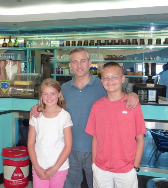 Jorge, Lars, & Anya