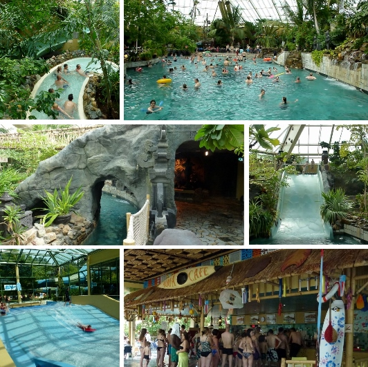 Center Parcs De Eemhof Aqua Mundo Water parks