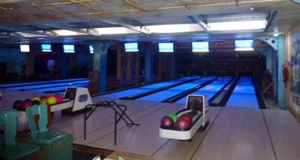 Center Parcs De Eemhof bowling alley