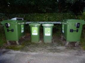 Center Parcs Het Meerdal Netherlands recycle center