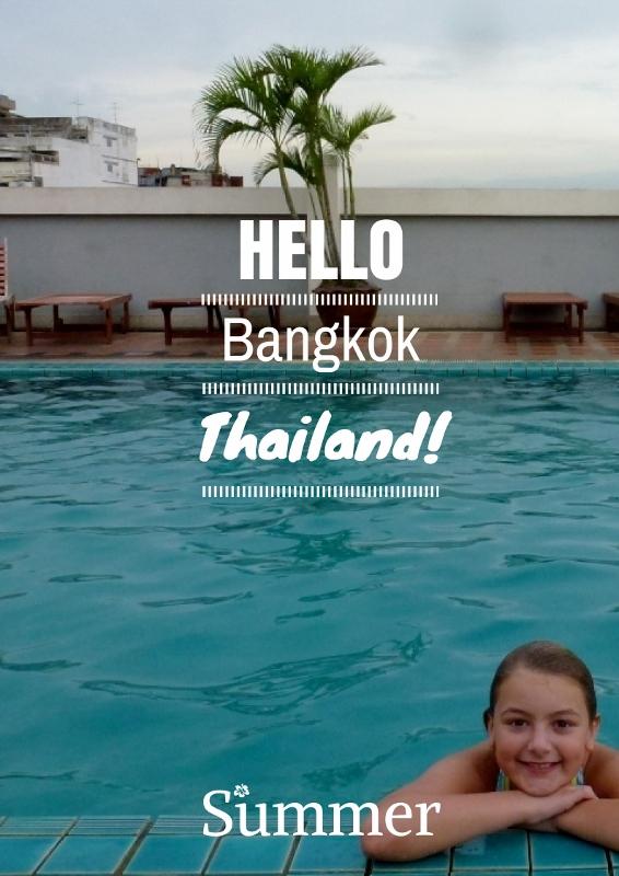 Hello Bangkok Thailand