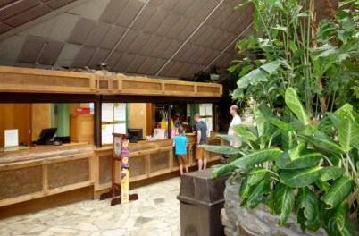 Het Meerdal Market Dome Reception Desk