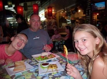 Roaming around Bangkok nummie food