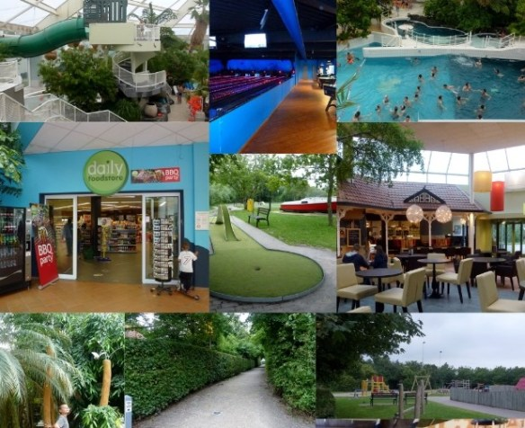 Sunparks_De_Haan_Activities_Collage