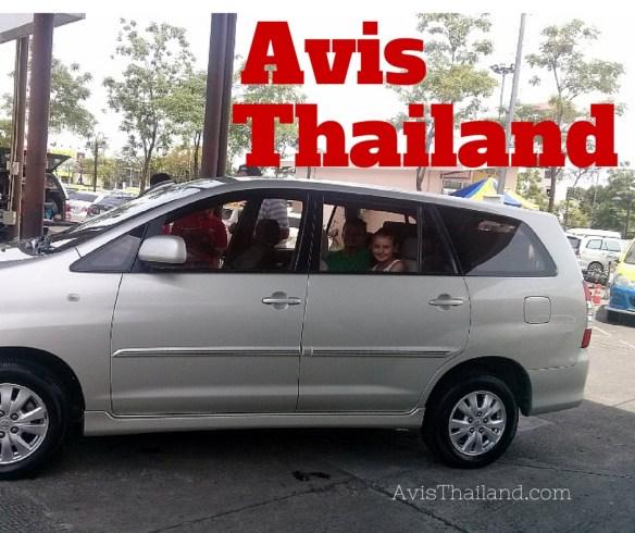 Avis Thailand Toyota Innova