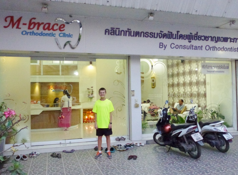 Time For The Orthodontist In Chiang Mai Thailand