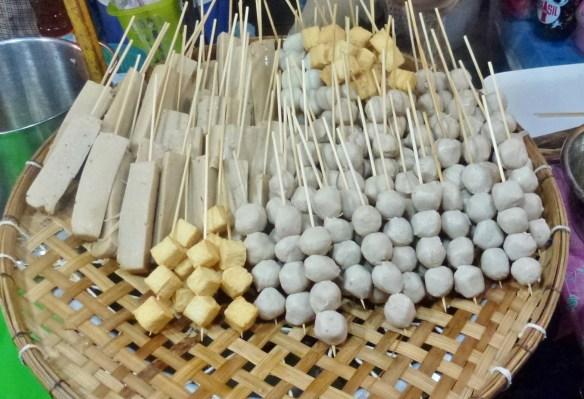 Chiang Mai on a stick