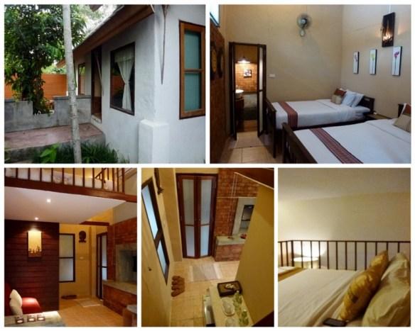 Cottage in Pai Thailand