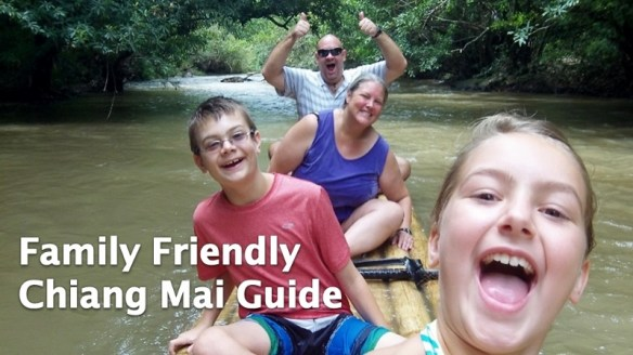 Fun things to do in Chiang Mai Thailand with kids. Including free things to do, Places to stay, Places to eat, educational activities and more! Read more on WagonersAbroad.com