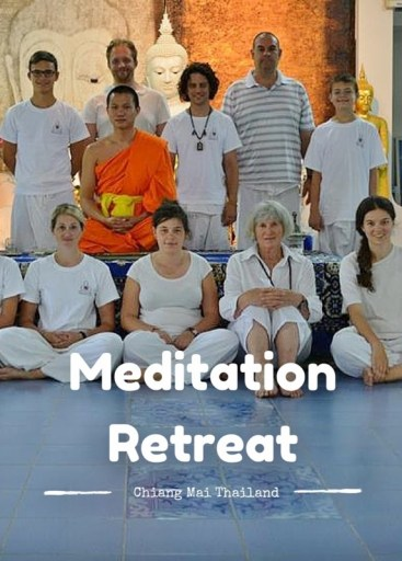 Meditation Retreat Chiang Mai- Are looking for the Chiang Mai Meditation Retreat with a Buddhist Monk? We have the info you need right here Mediation retreat in Chiang Mai Thailand. Read more on WagonersAbroad.com