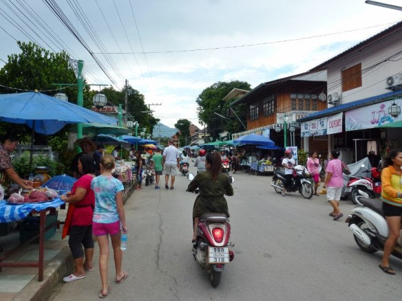 Pai Thailand - Municipal Market