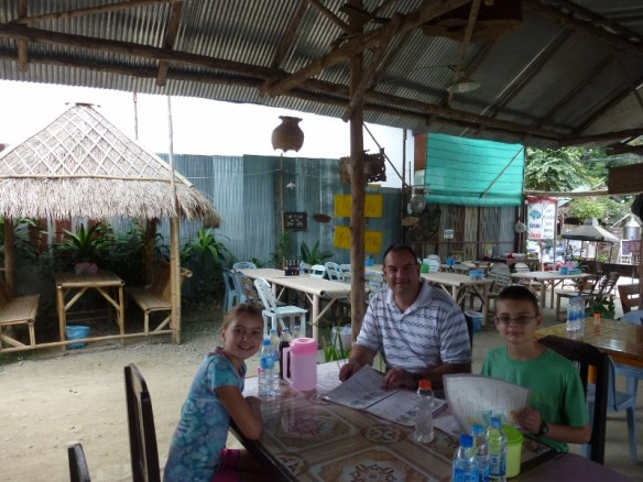 Pai Thailand - Around Town Dinner Time!