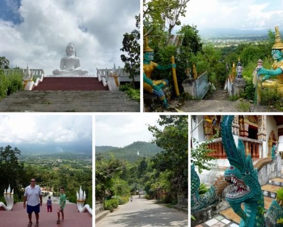 Pai Wat Phra That Mae Yen