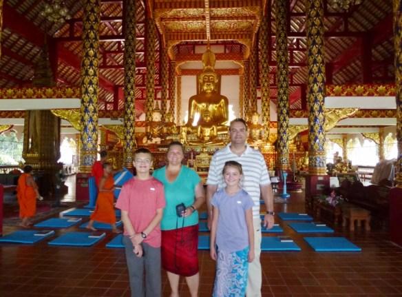 Wagoners Abroad Wat Suan Dok Chiang Mai Thailand