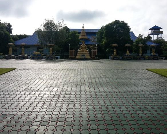 Buddha Square