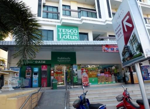 Chiang Mai Tesco Lotus Express
