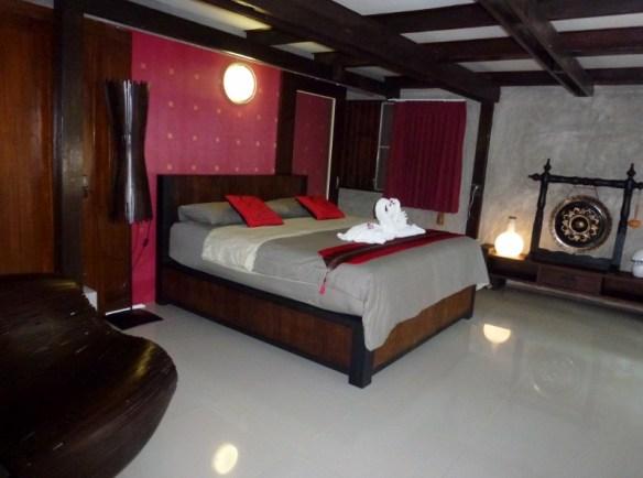 Swiss Lanna Lodge Master Suite (1)