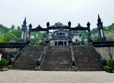 Hue Day Tour Tomb of Khải Định