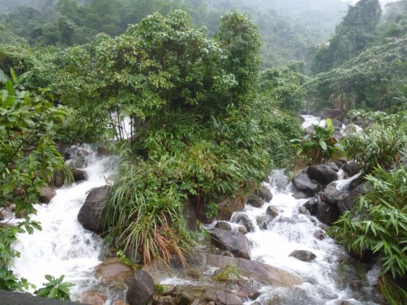 Hue Private Cars Hue to Hoi An Vietnam - Waterfalls on Hai Van Pass