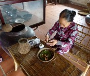 Hue day tour Japanese Bridge and Rice Harvest (5)