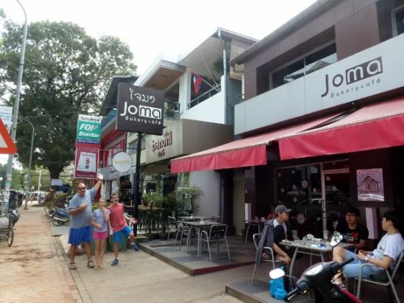 Joma Vientiane Laos