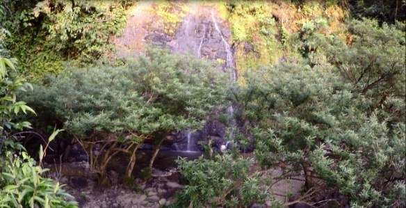 Kaeng Nyui Waterfall, Vang Vieng 01
