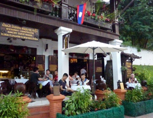 Luang Prabang - Favorite eats for Gma Bev
