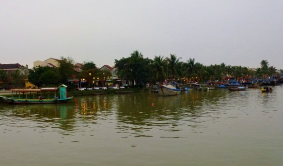 Christmas Eve 2014 Hoi An Vietnam Cinnamon Cruises (1)