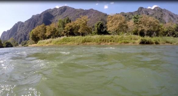 River Tubing Vang Vieng