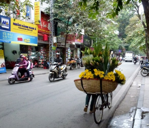 Scooting Around Hanoi (2)