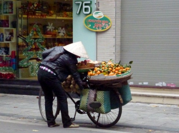 Scooting Around Hanoi