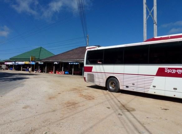 VIP Bus Laos