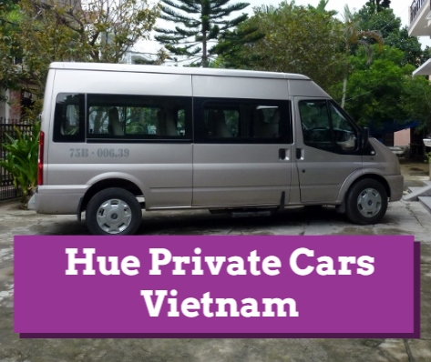 Hue Private Cars  - Vietnam