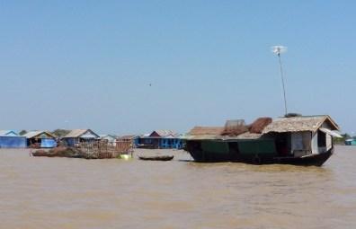 Floating villages Siem Reap