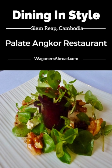 Palate Angkor Restaurant Siem Reap Cambodia Cover